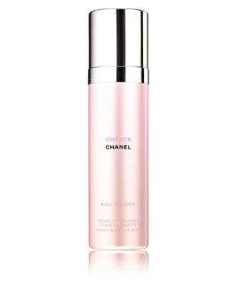 CHANEL <b>CHANCE EAU TENDRE</b><br>Sheer Moisture Mist 3.4 oz.