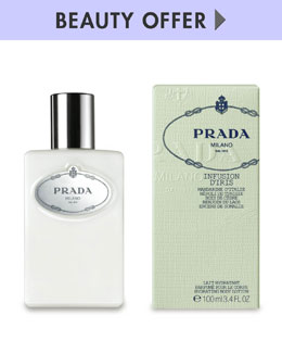 Prada Yours with any $110 Prada purchase