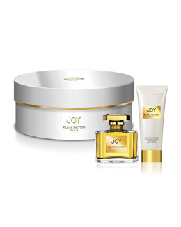 Jean Patou Joy Holiday Gift Set