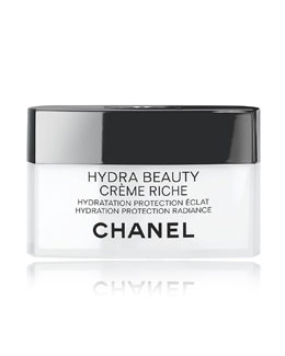 CHANEL <b>HYDRA BEAUTY CRÈME RICHE</b><br> Hydration Protection Radiance 1.7 oz.