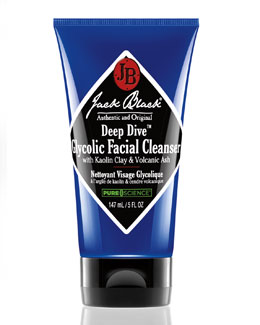 Jack Black Deep Dive Glycolic Facial Cleanser, 147ml