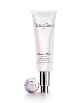 Natura Bisse Diamond White SPF 50 PA+++ Matte Finish Sun Protection, 50 mL