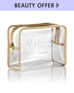 Gucci Fragrance Yours with any $112 Gucci Premiere Fragrance purchase