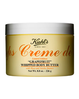 "Kiehl's Since 1851 LIMITED EDITION ""Grapefruit"" Whipped Body Butter, 8 oz."