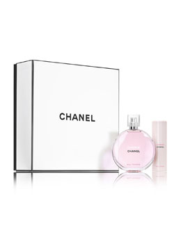 CHANEL <b>CHANCE EAU TENDRE</b><br>Twist and Spray Set - Limited Edition