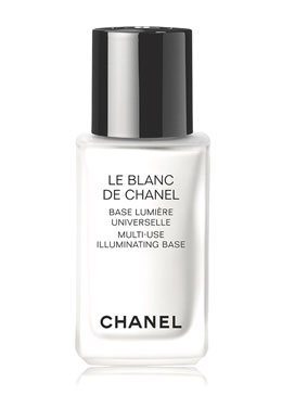 CHANEL <b>LE BLANC DE CHANEL</b><br>Multi-Use Illuminating Base 1.0 oz.