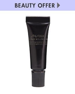 Shiseido Yours with any $100 Shiseido purchase