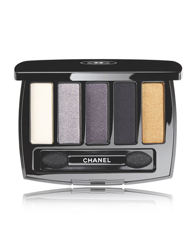 <b>LES 5 OMBRES DE CHANEL - PLUMES PRECIEUSES </b><br>Eyeshadow Palette - Limited Edition