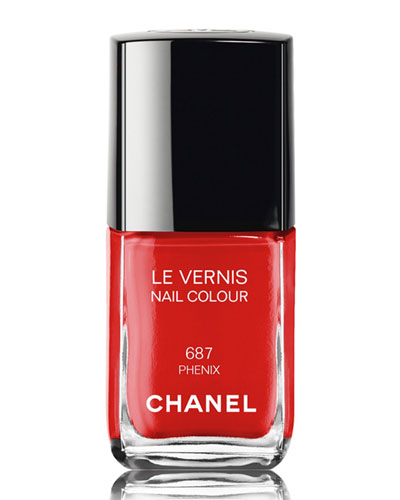 <b>LE VERNIS - PLUMES PRECIEUSES</b><br>Nail Colour 0.4 oz. - Limited Edition