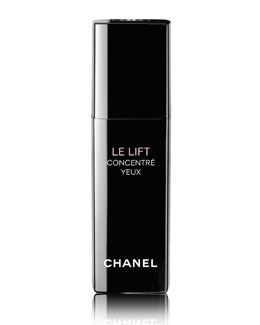 CHANEL <b>LE LIFT CONCENTRÉ YEUX</b><br>Firming Anti-Wrinkle Eye Concentrate 0.5 oz.