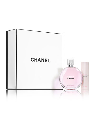 <b>CHANCE EAU TENDRE</b><br>Travel Spray Set - Limited Edition