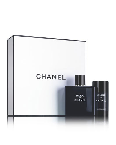 <b>BLEU DE CHANEL</b><br>Duo Set - Limited Edition
