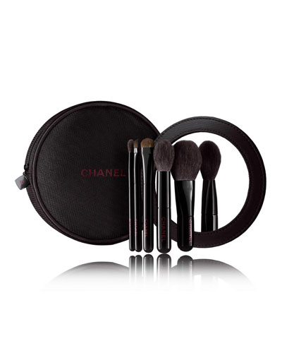 <b>LES MINIS DE CHANEL</b><BR>Mini Brush Set - Limited Edition