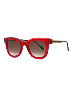 Thierry Lasry Square Sunglasses