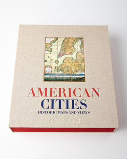 American Cities: Historic Maps and Views
