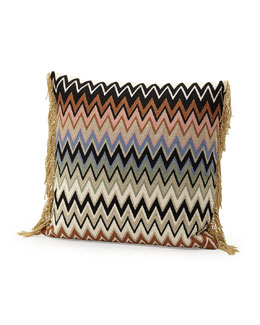 Missoni Home Fringed Throw Pillow