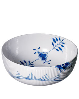 Royal Copenhagen Limited Edition Blue Mega Bowl