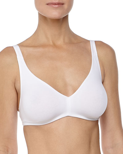 Cotton Sensation Full-Busted Bra, Skin