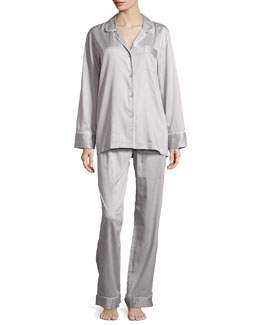Basic Cotton Pajama Set