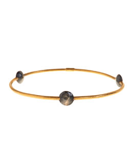 Yossi Harari Jane Round Disc Bangle