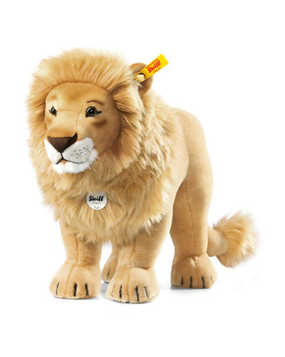 Studio Lion Stuffed Animal, 32