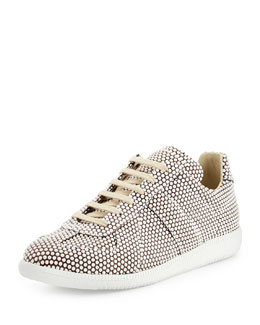 Maison Margiela Replica Dotted Low-Top Sneaker