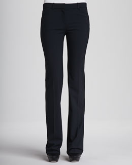 Theory Emery Straight-Leg Trousers