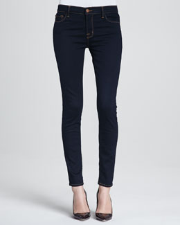 J Brand Jeans 811 Ink Mid-Rise Skinny Jeans