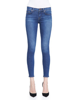 J Brand Jeans 910 Pacifica Low-Rise Skinny Denim Jeans