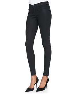 J Brand Jeans 620 Mid-Rise Stocking Jeans, Fearless