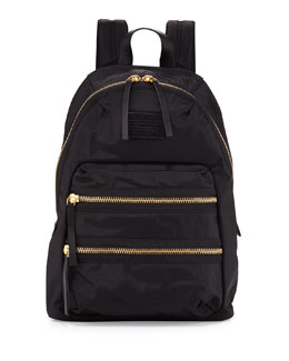 MARC by Marc Jacobs Domo Arigato Packrat Backpack, Black