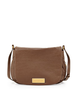 MARC by Marc Jacobs Washed Up Nash Crossbody Bag, Brown Earth