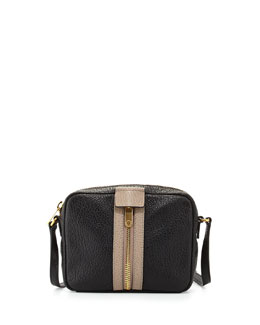 MARC by Marc Jacobs Roadster Zip Crossbody Bag, Black Multi