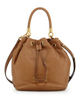 MARC by Marc Jacobs Too Hot To Handle Drawstring Bag, Praline