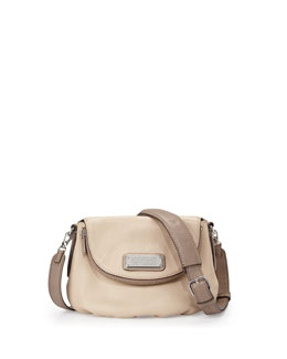 MARC by Marc Jacobs New Q Natasha Mini Crossbody Bag, Cement