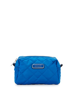 MARC by Marc Jacobs Crosby Quilted Large Cosmetics Case, Salton Sea