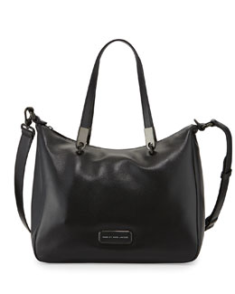MARC by Marc Jacobs Ligero Ninja Shoulder Tote Bag, Black