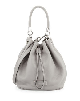 MARC by Marc Jacobs Too Hot to Handle Bucket Bag, Storm Cloud