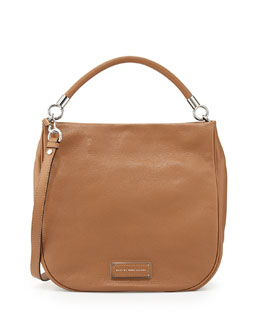 MARC by Marc Jacobs Too Hot to Handle Hobo Bag, Light Chocolate
