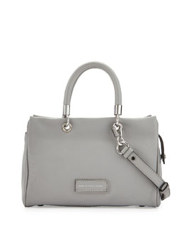 MARC by Marc Jacobs Too Hot to Handle Satchel Bag, Storm Cloud