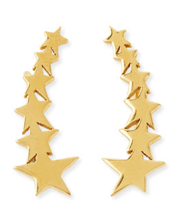 Jennifer Zeuner Vega Star Earring Cuffs