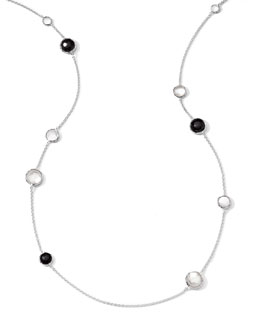 Ippolita Sterling Silver Wonderland Lollipop Station Necklace in Astaire, 40""