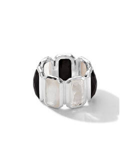Ippolita Sterling Silver Wonderland Brick Ring in Astaire