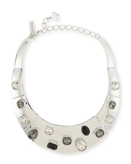 Oscar de la Renta Swarovski® Crystal Collar Necklace
