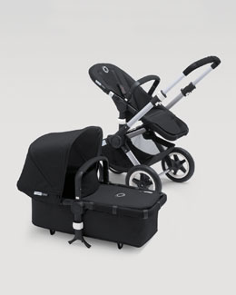 Bugaboo Buffalo Tailored Fabric Set, Black