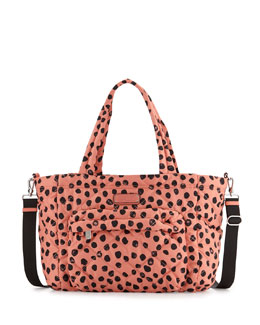 MARC by Marc Jacobs Elizababy Crosby Dee-Lite Dot Diaper Bag