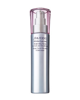 Shiseido Brightening Serum for Neck and Decolletage