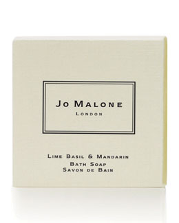 Jo Malone London Lime Basil & Mandarin Bath Soap, 100g