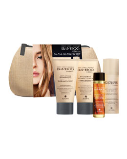 Alterna Bamboo Smooth On the Go Kit