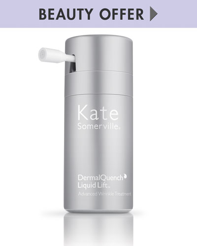 Yours with any $75 Kate Somerville purchase—Online only*